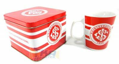 Kit Caneca / Lata Internacional RS
