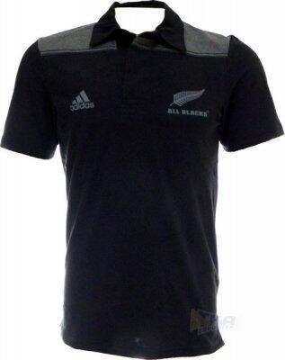 Camisa All Blacks Polo Culture preto