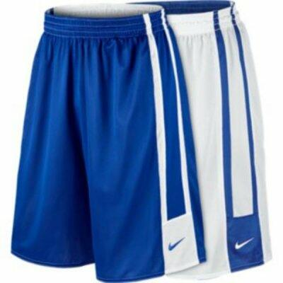 Bermuda Nike League Reversivel azl/bco