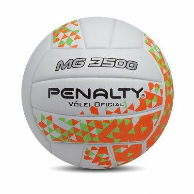 Bola Penalty Voleibol MG 3500 s/c bco